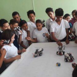 Usos de la robótica en las aulas de clases